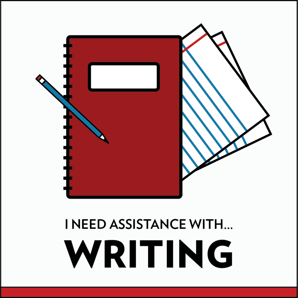 Writing- Notebook, pencil, and paper